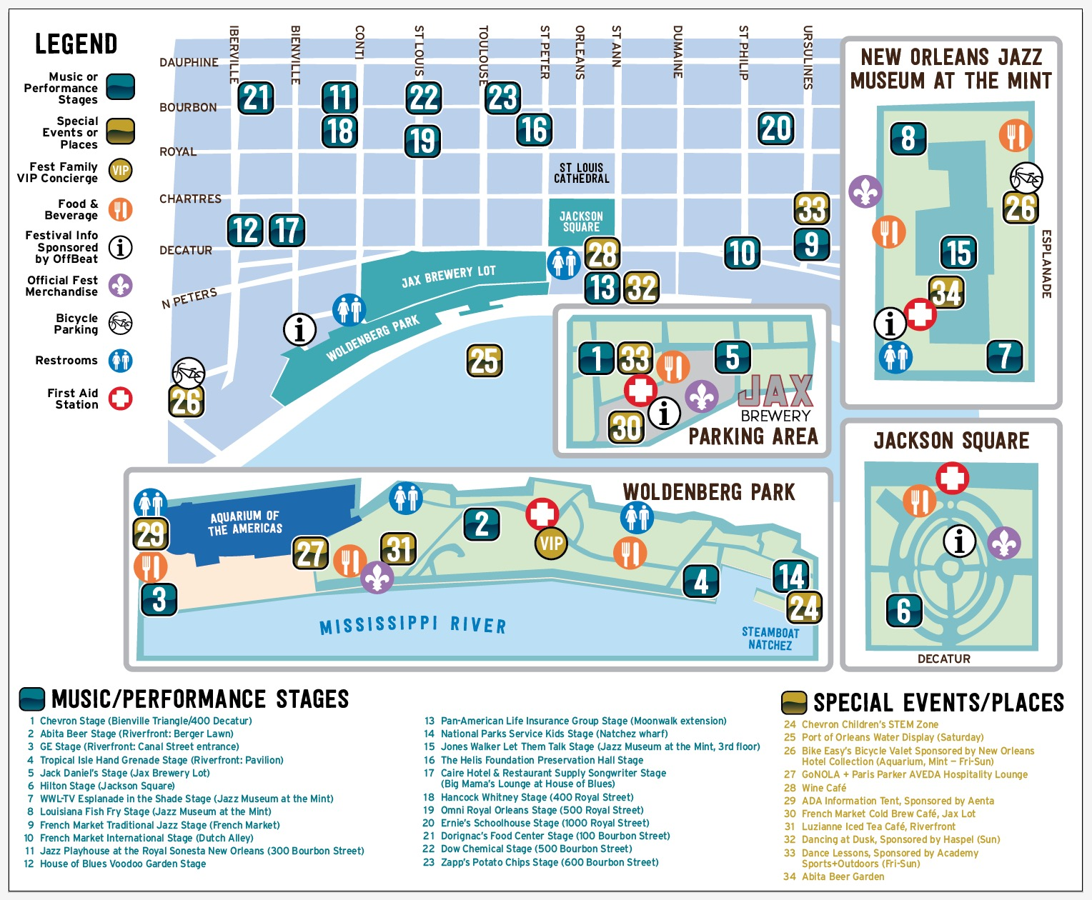 Music | French Quarter Fest on map of excalibur, map of cherokee street, map of sodium street, map of hard rock, map of dunes, map of romance, map of new haven street, map of americana, map of julia street cruise terminal, map of st. charles avenue, map of louis armstrong park, map of driftwood, map of geary street, map of holiday, map of boulder station, map of harrah's, map of eclipse, map of sam's town, map of blue bayou water park, map of tchoupitoulas street,
